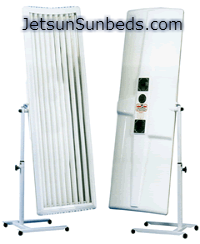 Fold Away Sunbed Hire
