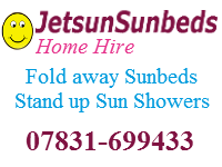 Sunbed Hire & Rental Burnley